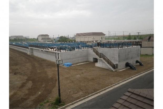 石巻浄化センター完成写真