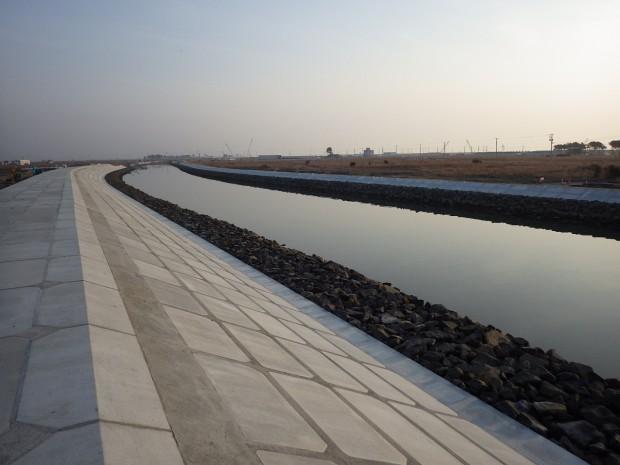 中貞山運河