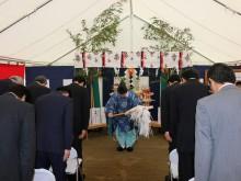 宮城スバル地鎮祭