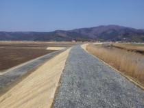 大和田川排水路完成写真