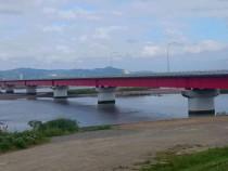 平成28年度 亘理大橋 完成写真