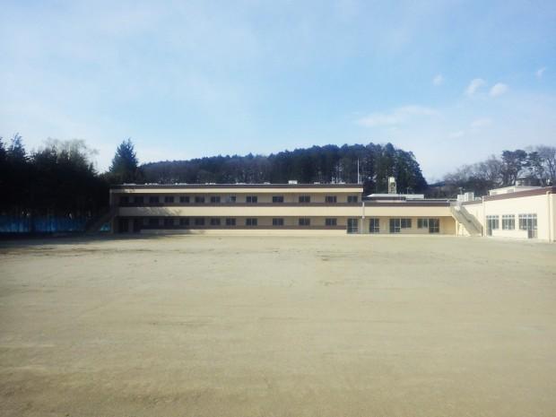 視覚支援学校寄宿舎改築工事