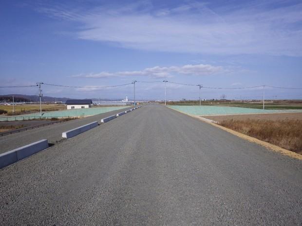 山寺(3)道路改良工事